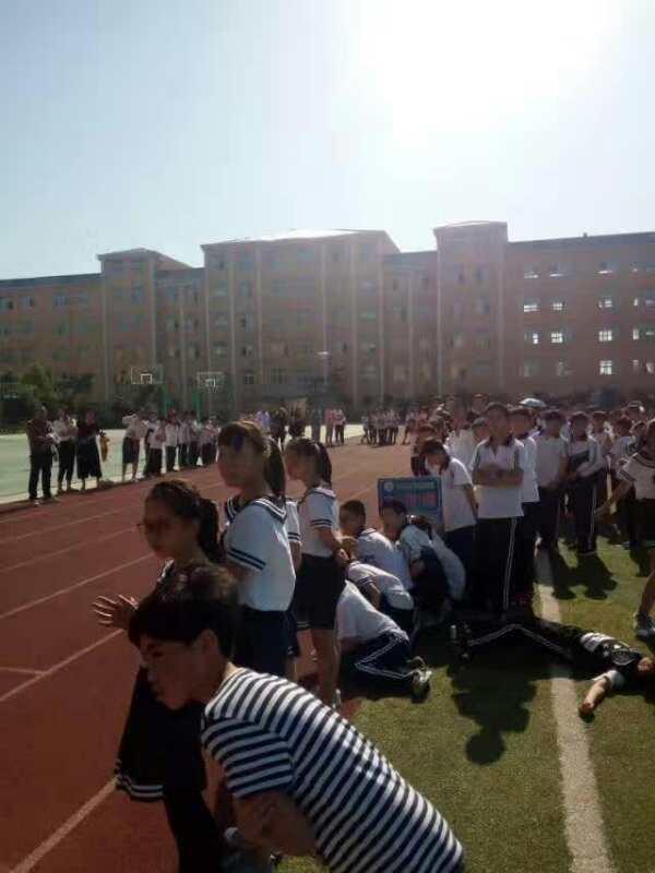 舞阳县育才实验学校小学部举行各项比赛活动(图5)